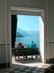 Villa-Melzi-dEril-punto-di-sosta sul paesaggio lacustre