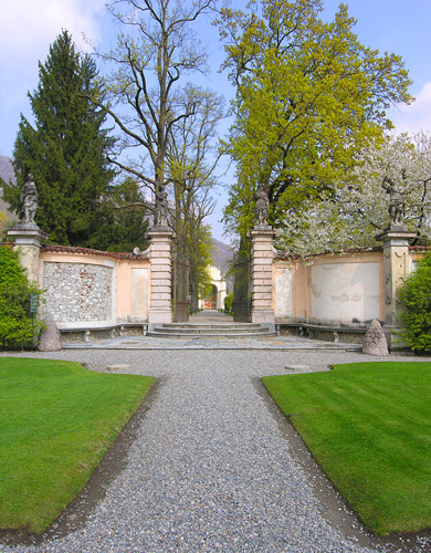 Villa della porta bozzolo mimma pallavicini 39 s weblog - Ingresso giardino ...