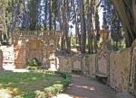 Gamberaia-ninfeo-sul limite estremo del giardino antico