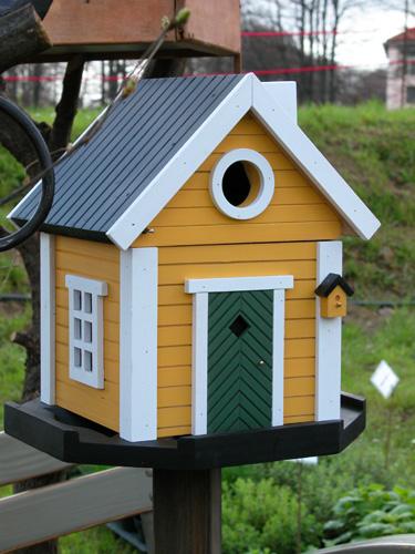 Primavera gli uccellini fanno il nido mimma - Casette per uccellini da costruire ...
