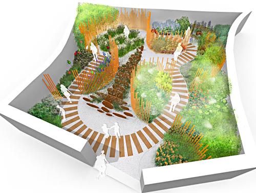 Festival dei giardini di chaumont mimma pallavicini 39 s weblog for Disegno giardini