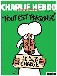 Charlie Hebdo copertina 14 gennaio 2015