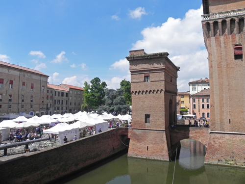 Ferrara Giardini Estensi
